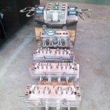Una máquina que moldea del paso de progresión y del soplo automático lleno de inyección de la luz de bulbo del LED