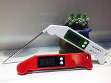 Складной термометр вилки BBQ цифров для кухни с зондом нержавеющей стали