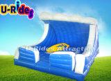 prancha inflável com o colchão para miúdos e adultos