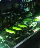 Quatro cores de alta velocidade frascos de vidro plástico/máquina impressora serigráfica