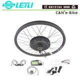 Leili 48V 1500W Electric Bicycle Bike Kit Dirty with LCD3 Display for