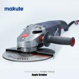 Smerigliatrice di angolo di superficie bagnata elettrica degli attrezzi a motore di Makute 2400W (AG026)
