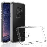 SamsungギャラクシーS9箱のSamsung S9の透過明確なアクリルの携帯電話の裏表紙のケースのためと