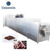 يشبع آليّة شوكولاطة فاصوليا يشكّل آلة