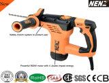 Martello rotativo utilizzato acciaio di legno concreto Drilling multifunzionale professionale (NZ30)