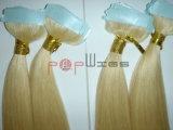 Spitzenhand gebundene Haut-Band-Haar-Extension (PPG-l-0141)