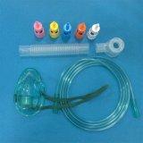처분할 수 있는 의학 농도 의학 벤투리 5개의 Diluters를 가진 대신할 수 있는 산소 마스크 또는 다중 환풍 산소 마스크