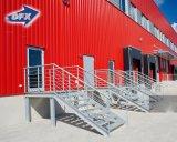 El surtidor de China galvanizó el almacén ligero del taller de la estructura de acero del calibrador