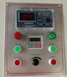 Macchina per stirare di tela piana ad alta velocità con due rulli riscaldati da gas naturale