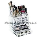 De nouveaux produits cosmétiques en acrylique de haute technologie d'affichage Affichage de maquillage de tiroir
