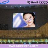 P2, P2.5, P5 écran de visualisation visuel élevé de location d'intérieur de mur de la définition DEL avec le Module de coulage sous pression de 480X480mm pour le centre commercial