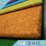 Écran antibruit de panneau de mur de panneau de la fibre ISO de fibre de coco de panneau de plafond