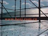 Roulis en acier chaud de Walkboard de construction marine automatique formant l'usine de machine