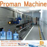 Automatische Gallonen-füllende Zeile des Mineralwasser-5gallon der Produktions-Line/5