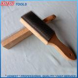 De houten Borstels van het Dossier van het Staal van de Doek van de Naald van het Handvat