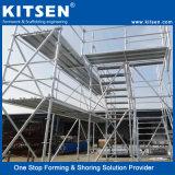 Kitsen 판매를 위한 강철 Ringlock 시스템 비계