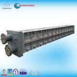 不用な焼却の発電所の空気Conderserのための55MW Bfb CHP Chematic