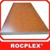 Scheda acustica Rocplex, scheda della fibra di poliestere del poliestere