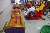 熱い販売のゲームセンターのための電気子供のトレイン装置のトレインの遊園地のトレインの乗車