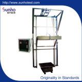 IEC60068 Acero Inoxidable resistente al agua Driping Test y pruebas de máquina para IPX1 IPX2