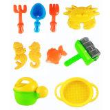 Capretti della memoria del gioco dei giochi di divertimento del raggruppamento dell'anatra che scavano i giocattoli della sabbia del Disney della Tabella