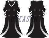 Оптовая торговля нетбол Teamwear Custom хорошего качества лайкра нетбол единообразных (N014)