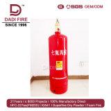 Sistema extintor del sistema de protección contra los incendios de la cabina FM200