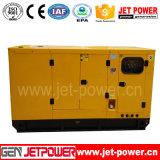 комплект генератора молчком тепловозного двигателя дизеля генератора 30kVA портативный