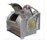 Tipo horizontal da máquina de lavar industrial quente do Sell