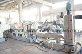 La granulation de plastique en deux étapes de la machine pour sacs de film