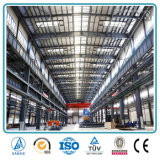 Costruzione chiara prefabbricata della struttura dello schermo dei tubi d'acciaio del peso del calibro