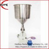 Crème cosmétique pneumatique Machine de remplissage de liquide de remplissage de coller un02