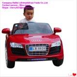 Passeio do bebê do carro da bateria RC com o carro elétrico A8 do brinquedo