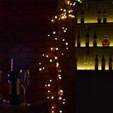 結婚式または党ライトのための適用範囲が広い休日LEDストリングライト