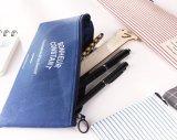 Segeltuch-Schule-Bleistift-Beutel für Kursteilnehmer