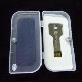Ручка USB ключа подарка промотирования недвижимости (YT-3213-01)