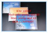 K3V 180dt Schwingen-Bewegungs-/Regelventil-Dichtungs-Installationssatz der Hydraulikpumpe-/Cat320c