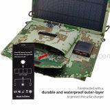 caricatore doppio resistente all'acqua del comitato solare del USB Sunpower del FCC del Ce 20W