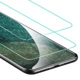 2017 anti impressão digital do protetor novo da tela do vidro Tempered de 2.5D 0.33mm à prova de explosões para o iPhone X