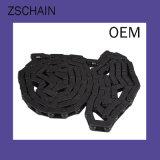 単一熱い販売か二重繊維の不足分ピッチの精密ローラーの鎖