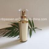 bottiglia acrilica della lozione dell'oro di lusso 50ml per l'imballaggio di Skincare (PPC-NEW-187)