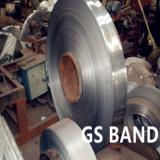 Roestvrij staal die Band met 201 304 316 vastbinden