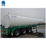 40000 litros de combustível duplo volume petroleiro semi reboque