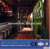 3D interior Wall Panel para TV Background