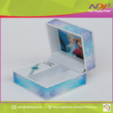 Reloj de pulsera impresa personalizada Regalo de papel caja de embalaje