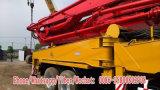 Pompa per calcestruzzo utilizzata di Isuzu 48m da vendere