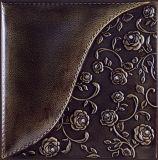 панель стены 1007-6 PU 3D кожаный для самомоднейшего нутряного украшения