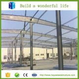 Disegno prefabbricato dell'illustrazione della tettoia del gruppo di lavoro della costruzione della struttura d'acciaio