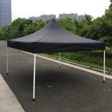3X3mの黒い屋外の鋼鉄折るテントによっては望楼が現れる