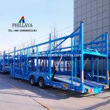Transporteur de transport semi-remorque de voiture de remorquage pour les Philippines